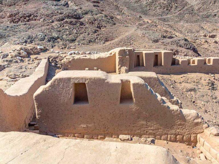 Tour a los Acueductos, Geoglifo El Telar y la Ruina de Caxamarca o Paredones