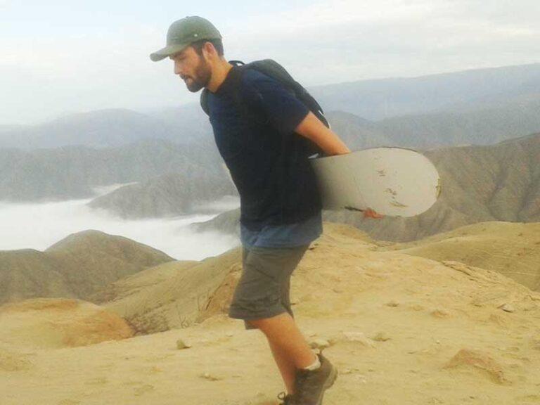 Tour a Cerro Blanco